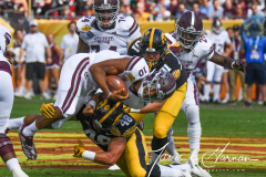 NCAA Football - Outback Bowl - Iowa 27 vs. Mississippi State 22 (35)