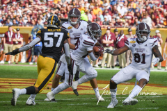 NCAA Football - Outback Bowl - Iowa 27 vs. Mississippi State 22 (38)