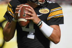 NCAA Football - Outback Bowl - Iowa 27 vs. Mississippi State 22 (51)