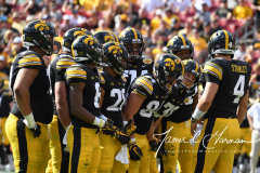 NCAA Football - Outback Bowl - Iowa 27 vs. Mississippi State 22 (67)