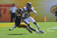 NCAA Football - Outback Bowl - Iowa 27 vs. Mississippi State 22 (76)