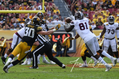 NCAA Football - Outback Bowl - Iowa 27 vs. Mississippi State 22 (85)