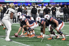 NCAA Football Peach Bowl - #12 UCF 34 vs. #7 Auburn 27 (105)