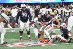 NCAA Football Peach Bowl - #12 UCF 34 vs. #7 Auburn 27 (106)