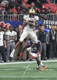 NCAA Football Peach Bowl - #12 UCF 34 vs. #7 Auburn 27 (109)