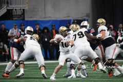 NCAA Football Peach Bowl - #12 UCF 34 vs. #7 Auburn 27 (112)