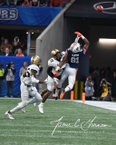 NCAA Football Peach Bowl - #12 UCF 34 vs. #7 Auburn 27 (113)