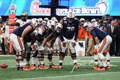 NCAA Football Peach Bowl - #12 UCF 34 vs. #7 Auburn 27 (116)