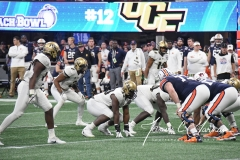 NCAA Football Peach Bowl - #12 UCF 34 vs. #7 Auburn 27 (117)