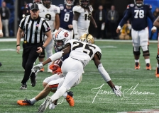 NCAA Football Peach Bowl - #12 UCF 34 vs. #7 Auburn 27 (119)