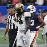NCAA Football Peach Bowl - #12 UCF 34 vs. #7 Auburn 27 (121)