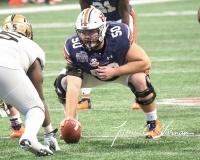 NCAA Football Peach Bowl - #12 UCF 34 vs. #7 Auburn 27 (123)