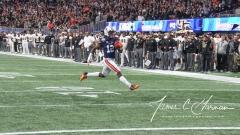 NCAA Football Peach Bowl - #12 UCF 34 vs. #7 Auburn 27 (127)