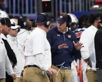 NCAA Football Peach Bowl - #12 UCF 34 vs. #7 Auburn 27 (129)
