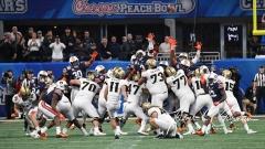 NCAA Football Peach Bowl - #12 UCF 34 vs. #7 Auburn 27 (131)