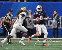 NCAA Football Peach Bowl - #12 UCF 34 vs. #7 Auburn 27 (132)