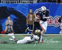 NCAA Football Peach Bowl - #12 UCF 34 vs. #7 Auburn 27 (133)