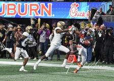 NCAA Football Peach Bowl - #12 UCF 34 vs. #7 Auburn 27 (135)
