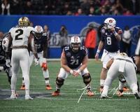 NCAA Football Peach Bowl - #12 UCF 34 vs. #7 Auburn 27 (136)