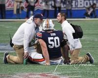 NCAA Football Peach Bowl - #12 UCF 34 vs. #7 Auburn 27 (137)