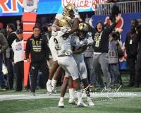 NCAA Football Peach Bowl - #12 UCF 34 vs. #7 Auburn 27 (138)