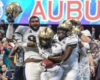 NCAA Football Peach Bowl - #12 UCF 34 vs. #7 Auburn 27 (140)
