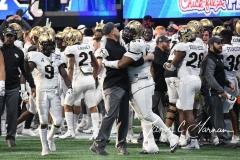 NCAA Football Peach Bowl - #12 UCF 34 vs. #7 Auburn 27 (143)