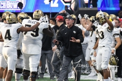 NCAA Football Peach Bowl - #12 UCF 34 vs. #7 Auburn 27 (144)