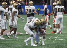 NCAA Football Peach Bowl - #12 UCF 34 vs. #7 Auburn 27 (145)