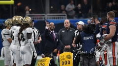 NCAA Football Peach Bowl - #12 UCF 34 vs. #7 Auburn 27 (16)