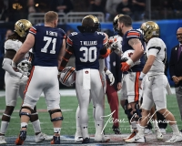 NCAA Football Peach Bowl - #12 UCF 34 vs. #7 Auburn 27 (17)