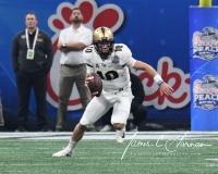 NCAA Football Peach Bowl - #12 UCF 34 vs. #7 Auburn 27 (22)
