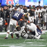 NCAA Football Peach Bowl - #12 UCF 34 vs. #7 Auburn 27 (28)