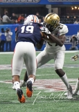 NCAA Football Peach Bowl - #12 UCF 34 vs. #7 Auburn 27 (31)