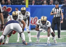 NCAA Football Peach Bowl - #12 UCF 34 vs. #7 Auburn 27 (32)
