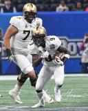 NCAA Football Peach Bowl - #12 UCF 34 vs. #7 Auburn 27 (33)