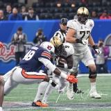 NCAA Football Peach Bowl - #12 UCF 34 vs. #7 Auburn 27 (34)