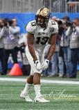 NCAA Football Peach Bowl - #12 UCF 34 vs. #7 Auburn 27 (35)