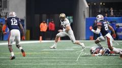 NCAA Football Peach Bowl - #12 UCF 34 vs. #7 Auburn 27 (36)
