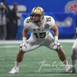 NCAA Football Peach Bowl - #12 UCF 34 vs. #7 Auburn 27 (39)