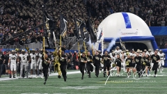 NCAA Football Peach Bowl - #12 UCF 34 vs. #7 Auburn 27 (4)