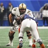 NCAA Football Peach Bowl - #12 UCF 34 vs. #7 Auburn 27 (40)