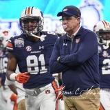 NCAA Football Peach Bowl - #12 UCF 34 vs. #7 Auburn 27 (41)