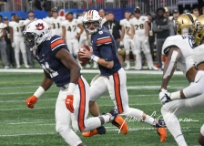 NCAA Football Peach Bowl - #12 UCF 34 vs. #7 Auburn 27 (45)