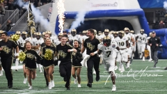 NCAA Football Peach Bowl - #12 UCF 34 vs. #7 Auburn 27 (5)