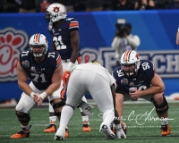 NCAA Football Peach Bowl - #12 UCF 34 vs. #7 Auburn 27 (54)