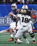 NCAA Football Peach Bowl - #12 UCF 34 vs. #7 Auburn 27 (55)