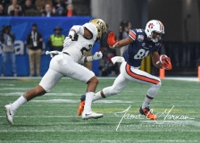 NCAA Football Peach Bowl - #12 UCF 34 vs. #7 Auburn 27 (58)