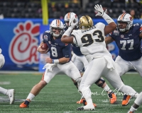 NCAA Football Peach Bowl - #12 UCF 34 vs. #7 Auburn 27 (59)