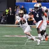 NCAA Football Peach Bowl - #12 UCF 34 vs. #7 Auburn 27 (61)
